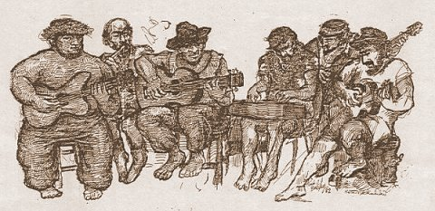 Six Musicians